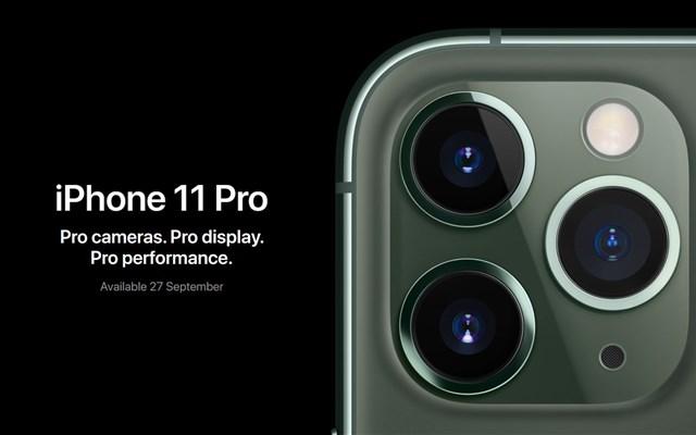 با  امکانات گوشی های جدید  اپل سری آیفون 11 پرو  آشنا شوید