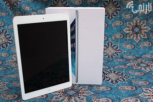 باتری تصاویر iPad Air 64GB- Wi-Fi + Cellular with 3G/LTE