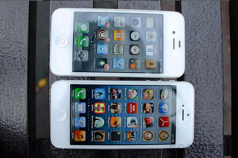 تصاویر iPhone 5-16GB