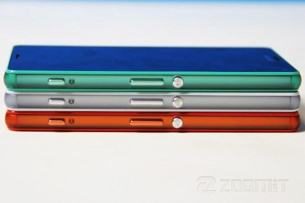 جمع بندی تصاویر Xperia Z3 Compact