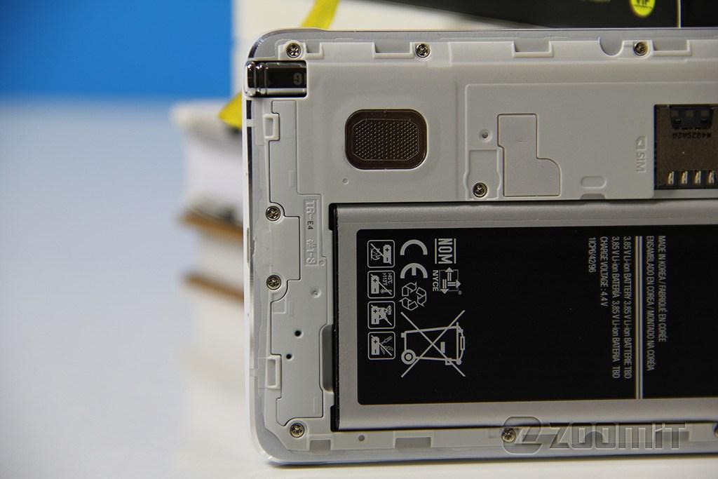 اسپیکر تصاویر Galaxy Note 4-SM-N910H