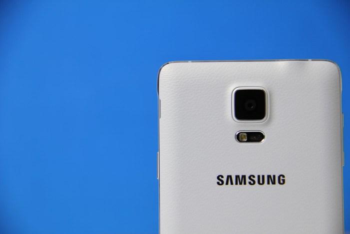 دوربین تصاویر Galaxy Note 4-SM-N910H