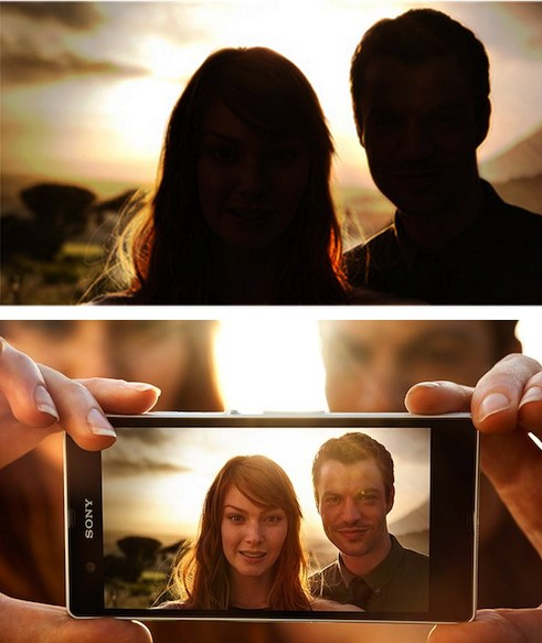 تصاویر Xperia Z