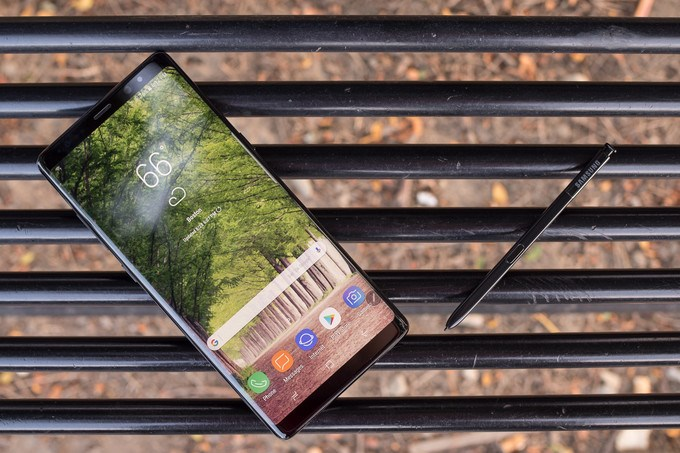 تصاویر Galaxy Note 8 -SM-N950F/DS-64GB-Dual SIM - گلگسی نوت 8
