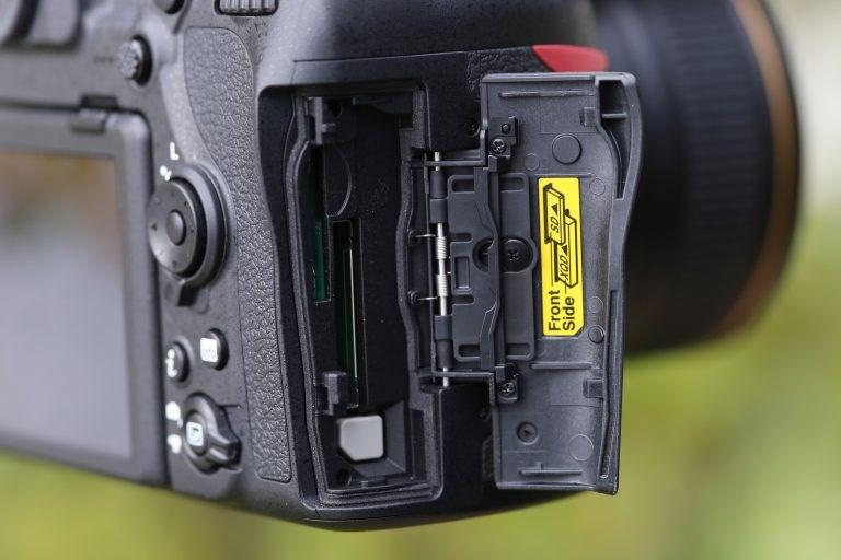 تصاویر D850-DSLR Camera -Body Only