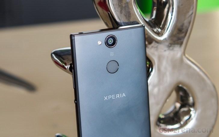 تصاویر Xperia XA2