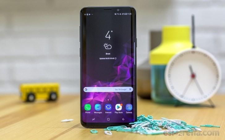 مشخصات کلی گلکسی S9 Plus  در یک نگاه تصاویر Galaxy S9+ Plus-SM965FD-64GB-Dual SIM