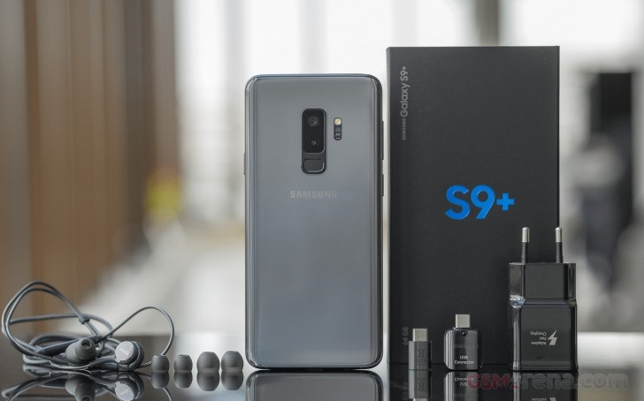تصاویر Galaxy S9+ Plus-SM965FD-64GB-Dual SIM