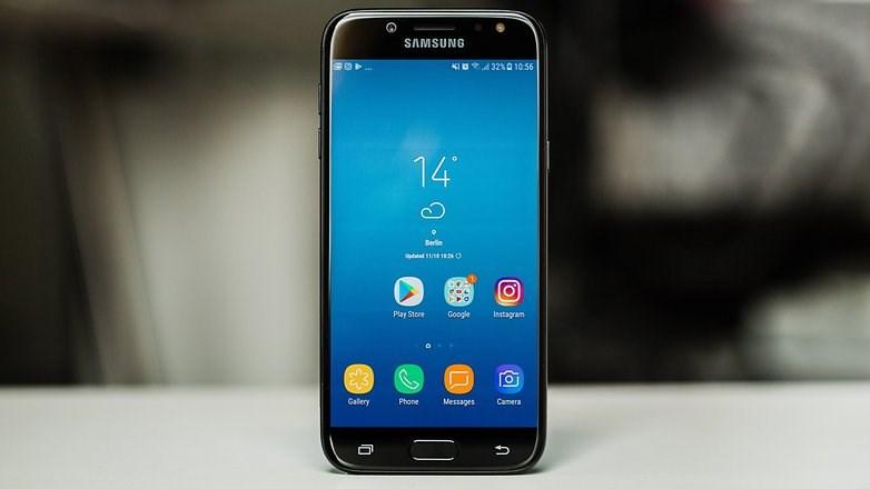 تصاویر Galaxy J5 Pro - SM-J530F/DS Dual Sim