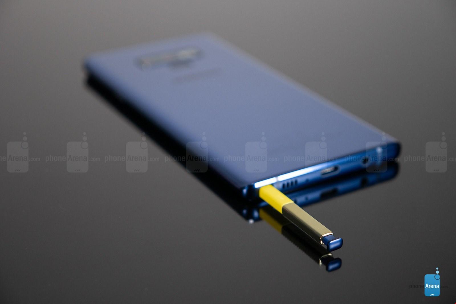 تصاویر Galaxy Note 9- نوت 9-نه