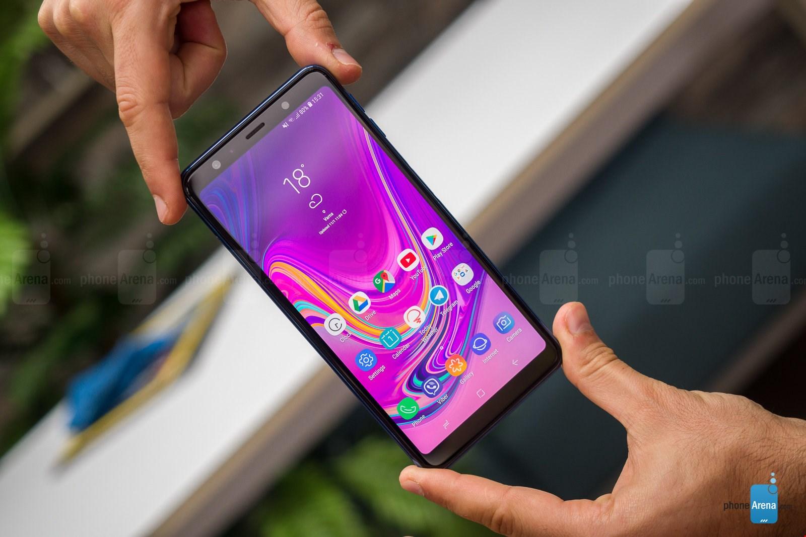 تصاویر A7 2018 -64GB