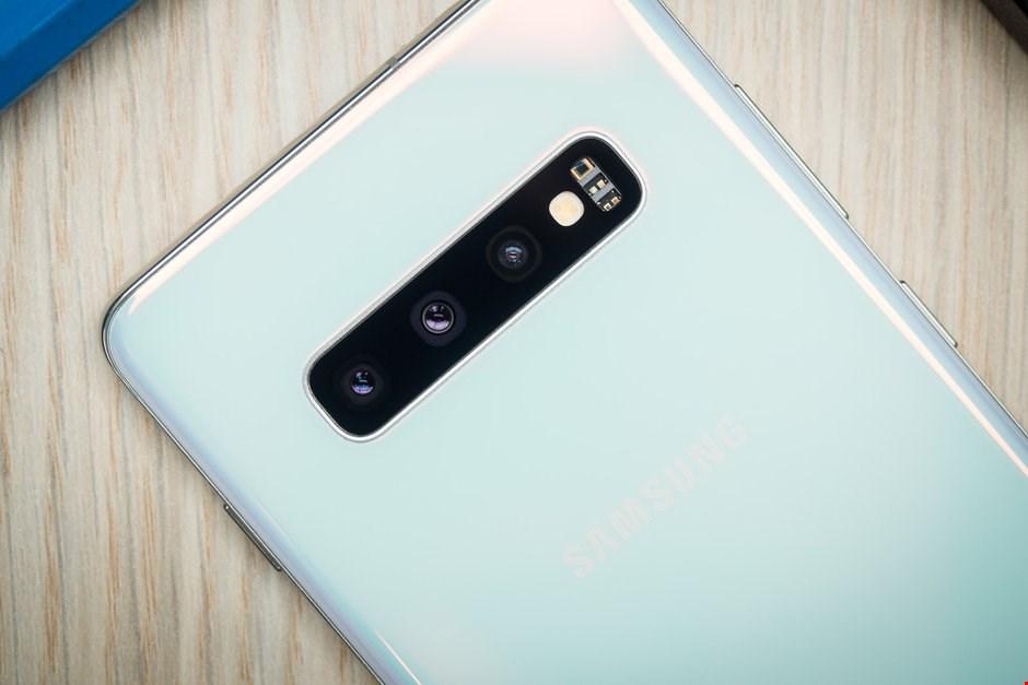 تصاویر Galaxy S10