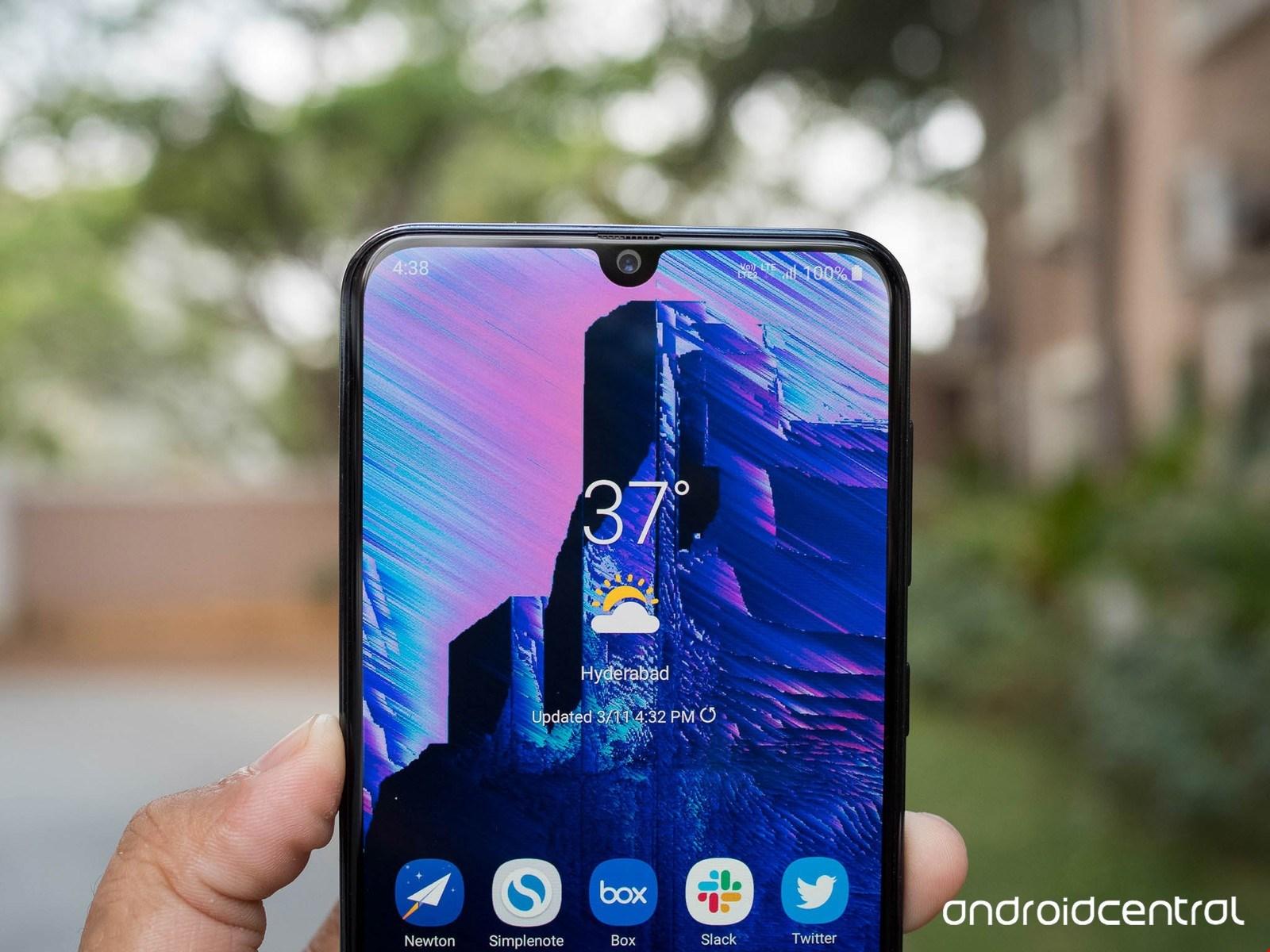 تصاویر Galaxy A50