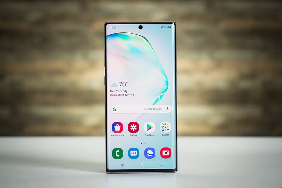 تصاویر Galaxy Note 10 + Plus -256GB