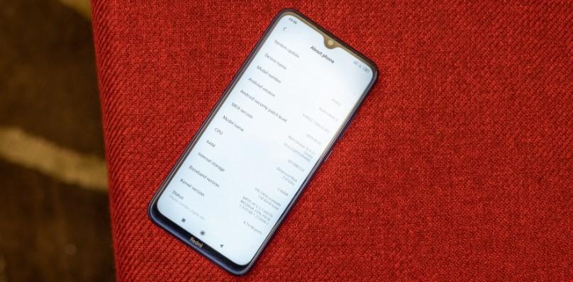 تصاویر Redmi Note 8