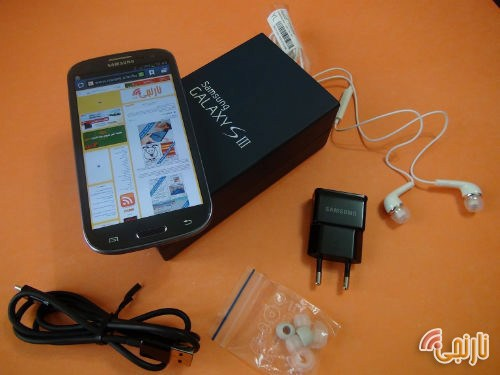 جمعبندی تصاویر I9300 Galaxy S III