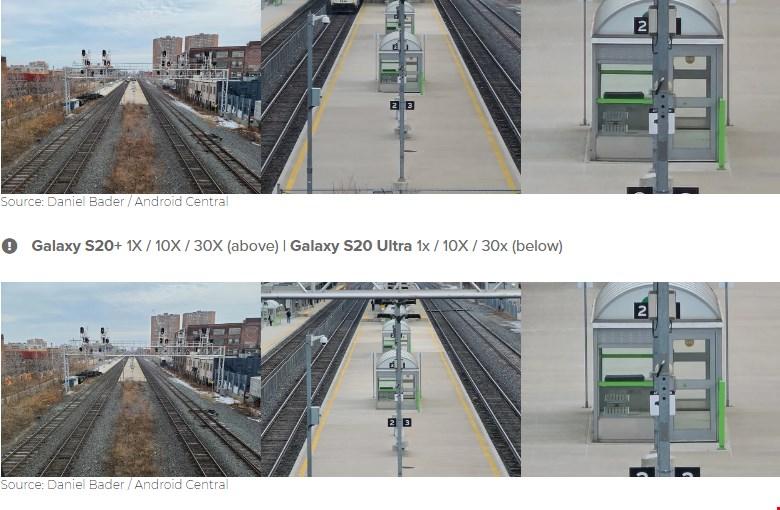 تصاویر Galaxy S20 + Plus