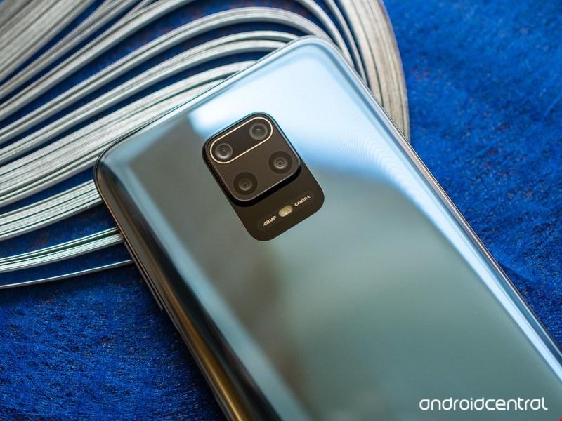 تصاویر Redmi Note 9 Pro