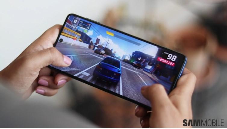 تصاویر Galaxy M51