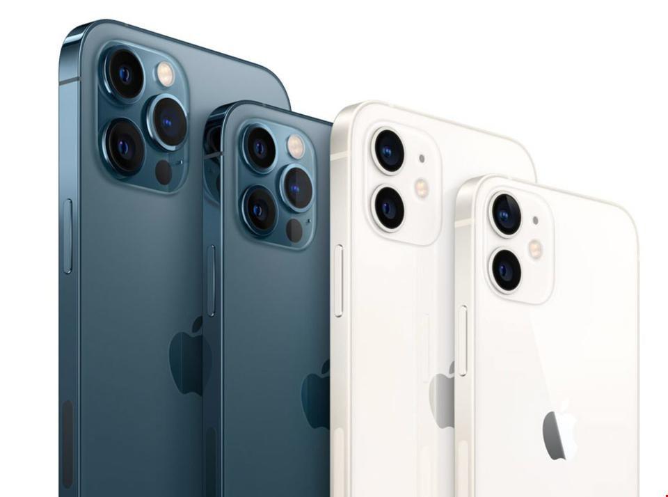 تصاویر iPhone 12 Pro Max