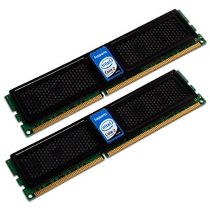 رم کامپیوتر - RAM PC  -OCZ Intel Extreme Series DDR3 2GB FSB 1333