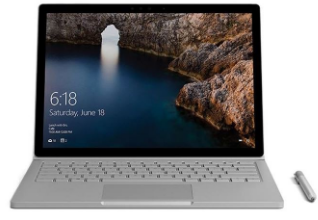 لپ تاپ - Laptop   مايكروسافت-Microsoft  Surface Book - Core i5 - 8gb - 256GB