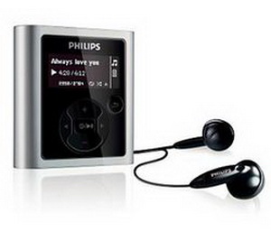 MP3 & MP4 Player فیلیپس-PHILIPS Go Gear Raga 2Gb