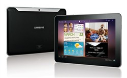 تبلت-Tablet - Samsung / سامسونگ  P7500 Galaxy Tab  -16GB-10.1 3G