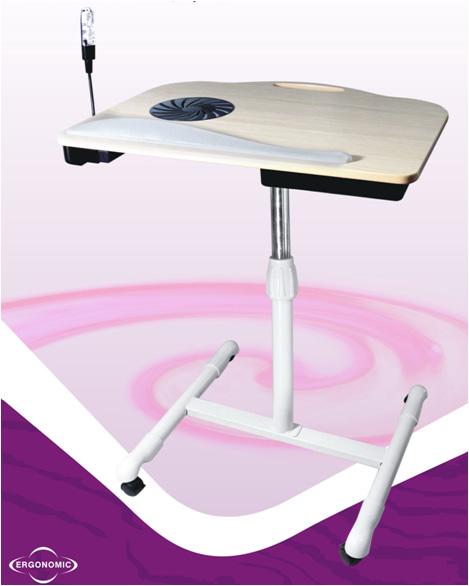میز لپ تاپ مدل ly-nbt82