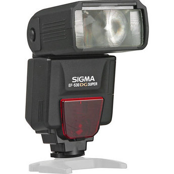 فلش / فلش چتری  سیگما-SIGMA Electronic Flash EF 530 DG Super