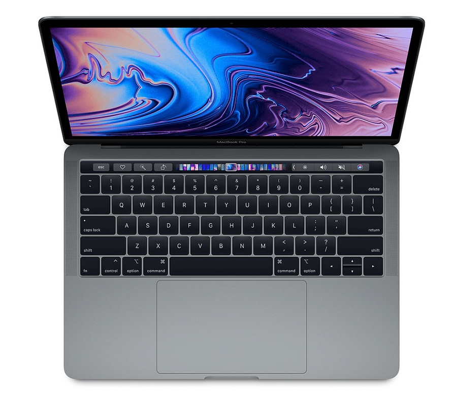 لپ تاپ - Laptop   اپل-Apple MacBook Pro2019 MUHN2 Core i5-8GB-128GB SSD 13 inch Touch-Retina