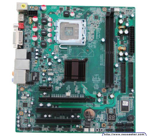 مادربورد - Mainboard ايكس اف ايكس-XFX nForce 630i+GeForce 7150 Graphics