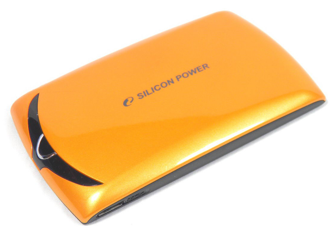 هارد اكسترنال - External H.D  -SILICON POWER Stream S10-500GB-USB3