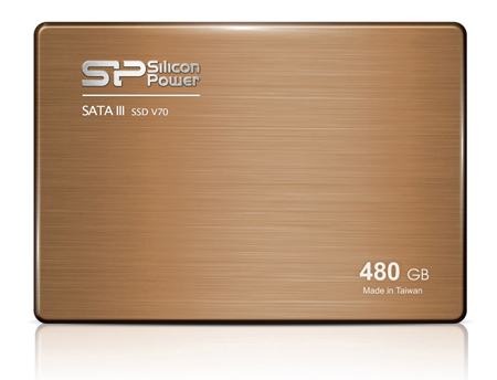 هارد پر سرعت-SSD   -SILICON POWER Velox V70 - 480GB
