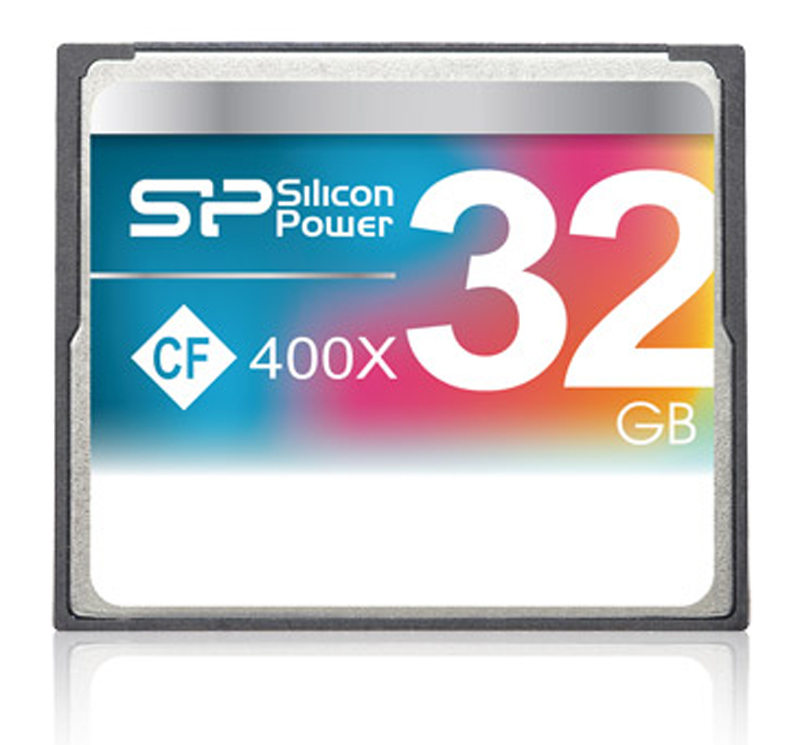 كارت حافظه / Memory Card  -SILICON POWER 400X - 32GB