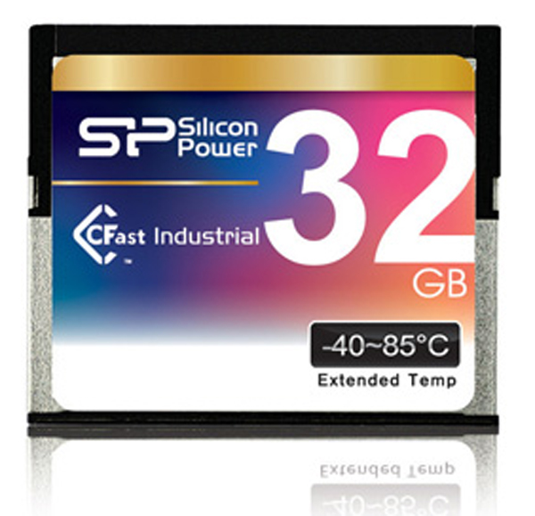 كارت حافظه / Memory Card  -SILICON POWER Industrial CFast Card - 64GB