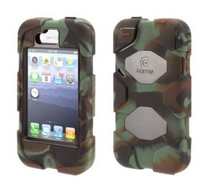 کیس-کیف  آیفون- iPhone گریفین-Griffin  SURVIVOR IPHONE 4/4S