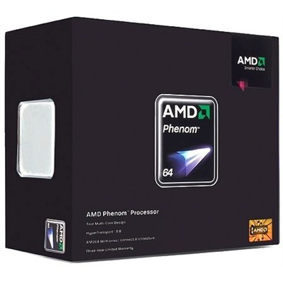 پردازنده - CPU اي ام دي-AMD Phenom X4 9600 Black Edition
