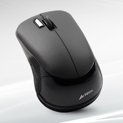 موس - Mouse ايفورتك-A4Tech  Wireless Shuttle Series G9-340F