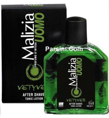 تیغ و خمیر اصلاح مالزیا-Malizia Aftershave
