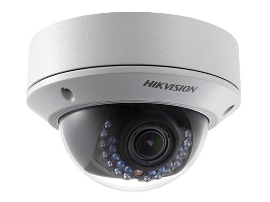 IP CAMERA -آی پی کمرا -دوربین مدار بسته تحت شبکه -hikvision DS-2CD2732F-I(S) - 3MP Outdoor Network IR Dome Camera