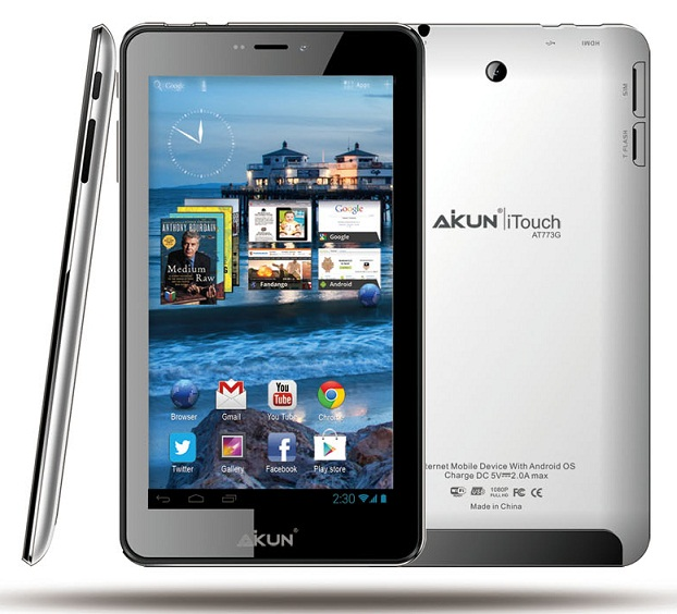 تبلت-Tablet -Aikun iTouch 3G At773G - 8GB