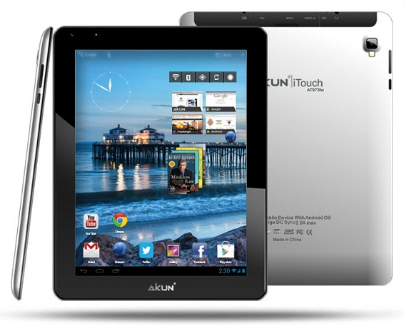 تبلت-Tablet -Aikun iTouch At973hc - 4GB