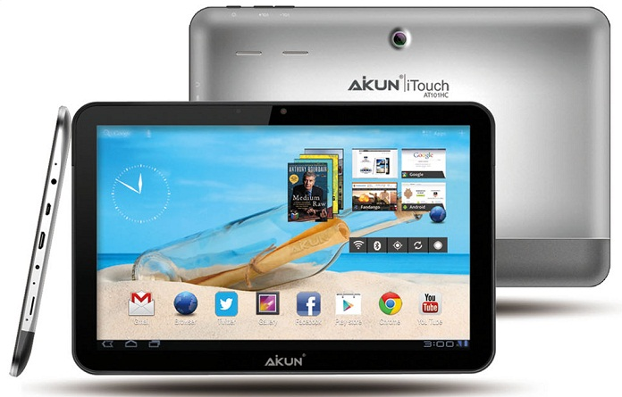 تبلت-Tablet -Aikun iTouch ultra thin AT101 - 16GB