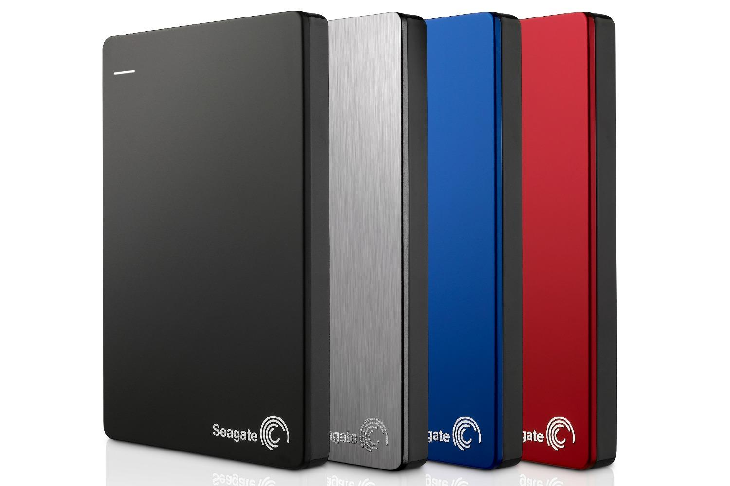 هارد اكسترنال - External H.D سيگيت-Seagate Backup Plus Slim-1TB- USB 3.0-USB 2.0