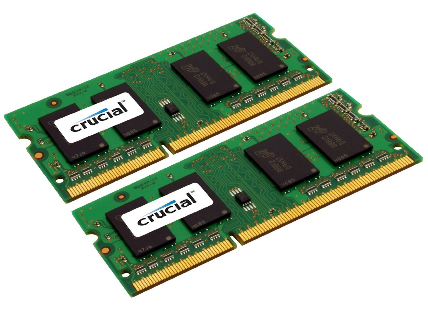 حافظه رم لپ تاپ - RAM کروشیال-Crucial  16GB Kit (8GBx2) DDR3/DDR3L 1600 MHz (PC3-12800) CL11 SODIMM