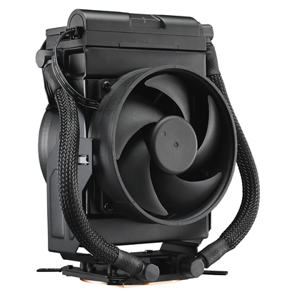 فن پردازنده -سی پی یو - CPU Cooler كولر مستر-Cooler Master MASTERLIQUID MAKER 92