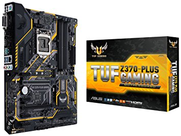 مادربورد - Mainboard ايسوس-Asus TUF Z370-PLUS GAMING