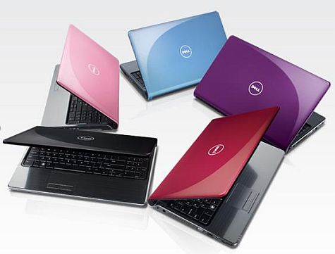 لپ تاپ - Laptop   دل-Dell Inspiron 5010  Core i3 -4GB-320 GB -5470 ATI