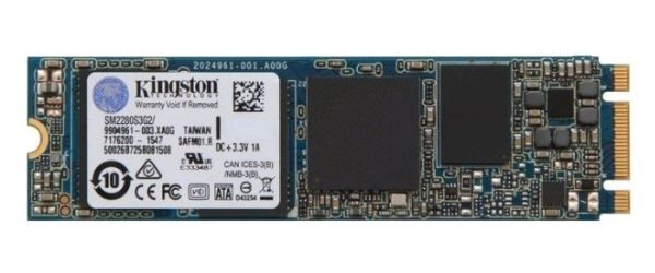 هارد پر سرعت-SSD  كينگستون-Kingston 480GBSM2280S3G2/480G-SSDNow M.2 SATA G2 Drive
